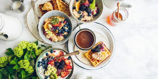 Zdrowe śniadania na lato